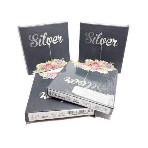 SOFTLENS X2 ICE SILVER